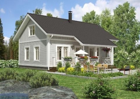 Дизайн дачных домов фото